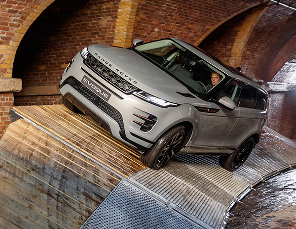 2019 Land Rover Evoque