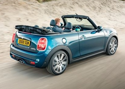 2020 MINI Cooper S 2-Door Convertible
